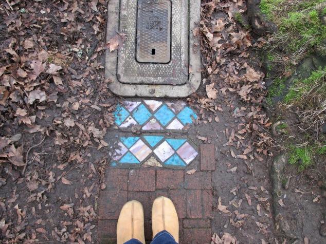 Random pretty tile