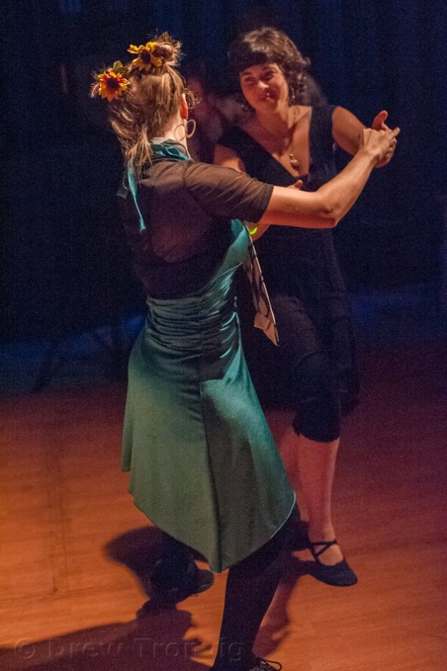 Dance Exchange in Seattle, 2012.